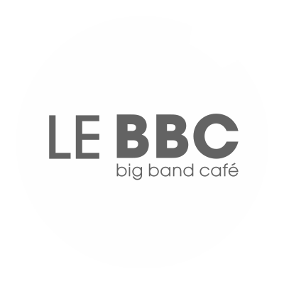Logo du Big Band Café